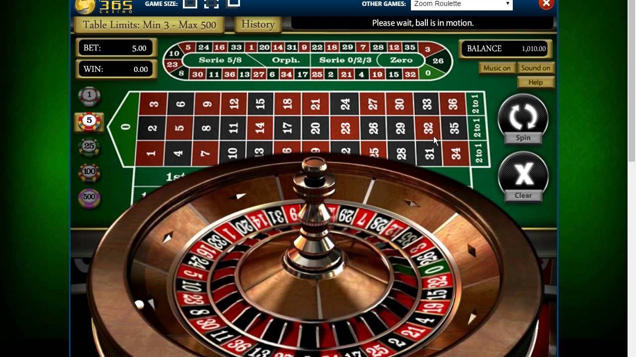 Bestes Roulette System 969543