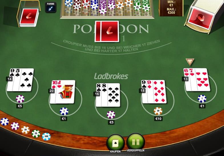 Blackjack Regeln 827735