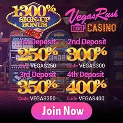 Vegas Casino Bonus 503340
