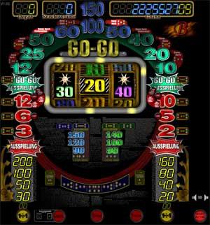 Alte Spielautomaten Bonus 10843