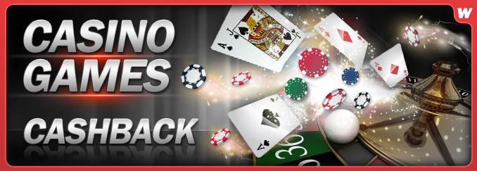 Cashback online Casino 582100