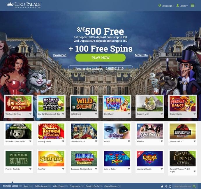 Casino Bonus 581605
