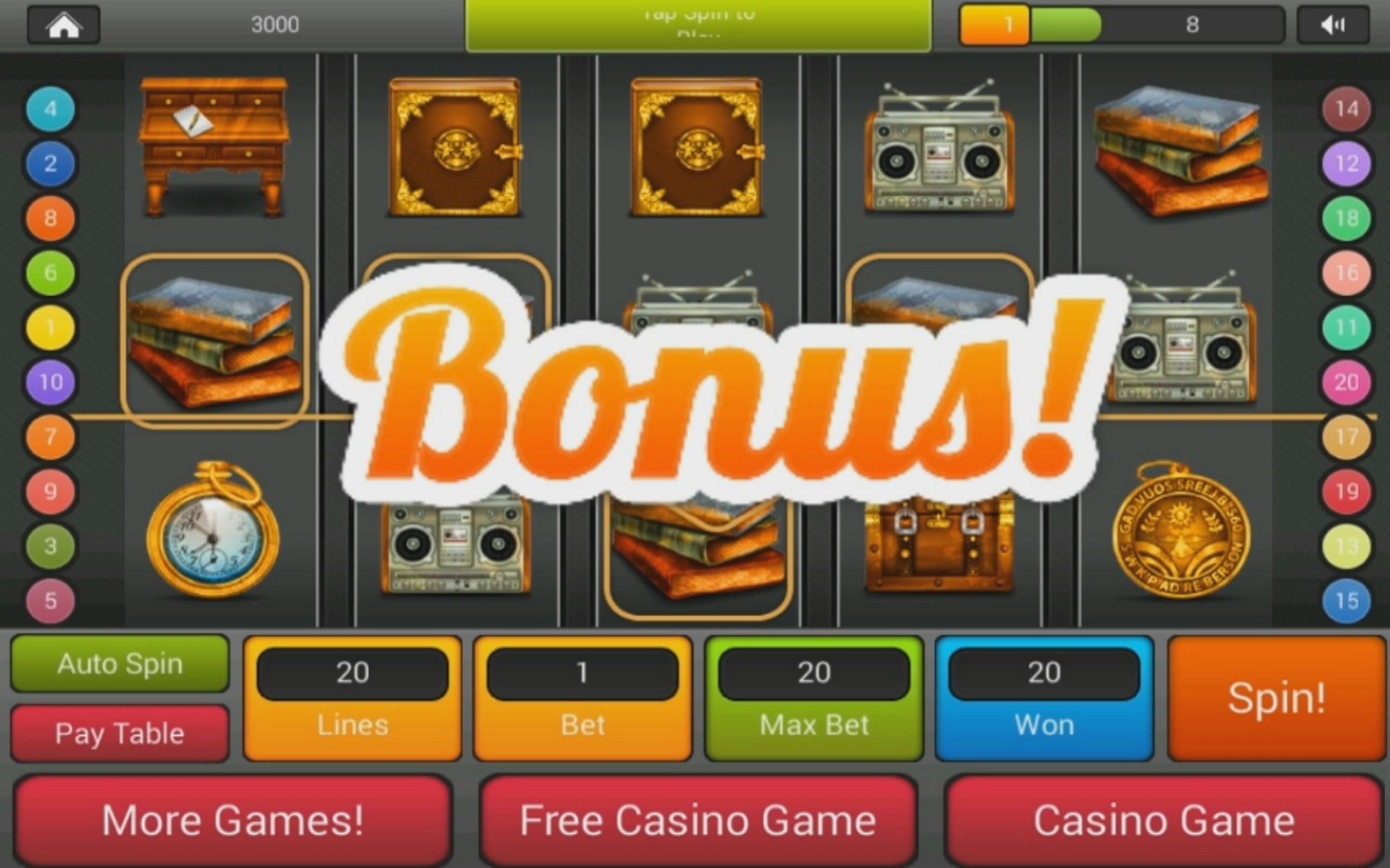Casino Millionär 241177