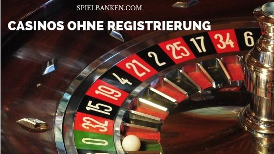 Casino Registrieren 578746