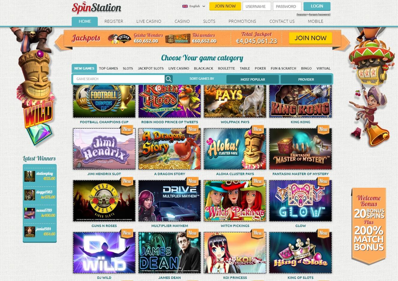 Casino Slots Spin 956106