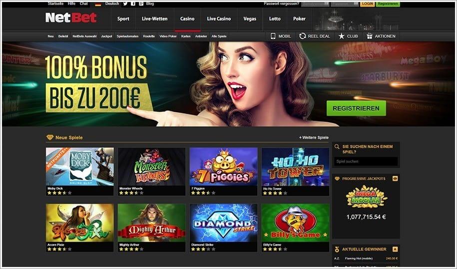 Casino Spiele aus 24349