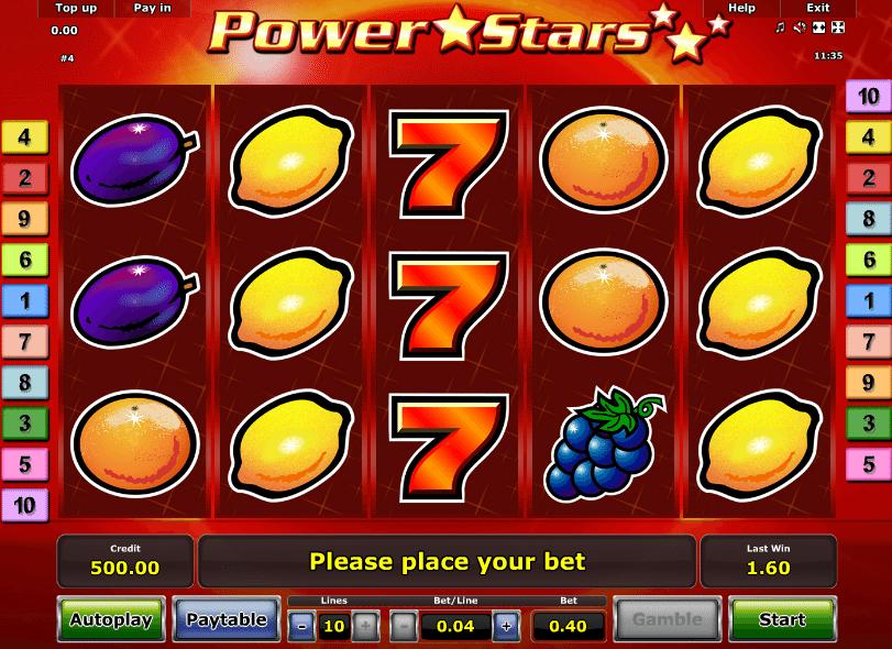 Spielautomaten MicroSpiele StarGames 80332