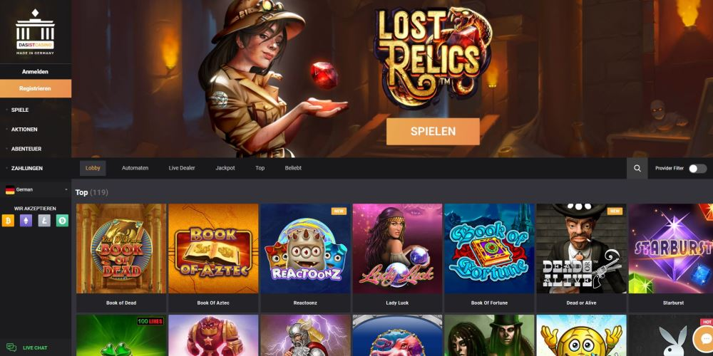 Mobile Casino Nürnberg 225943