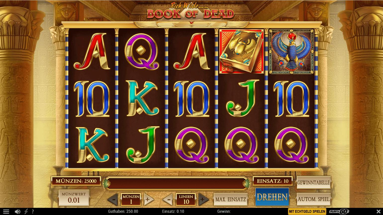 Echtes Casino mit 606930