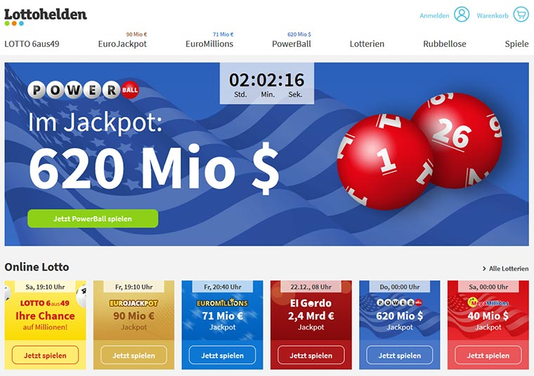 Lotto wirklich 952569