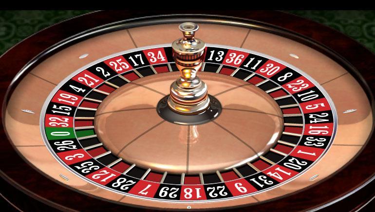 Europäisches Roulette online 552316