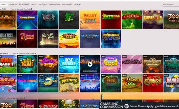 Free Spin Casino 324248