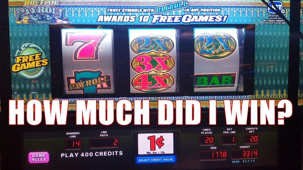 Gewinnchance Spielautomat online 15233