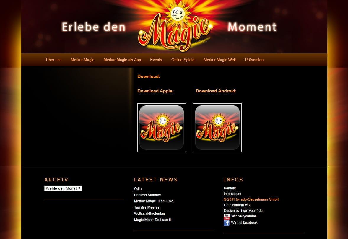 Glücksspiel app mit 245685