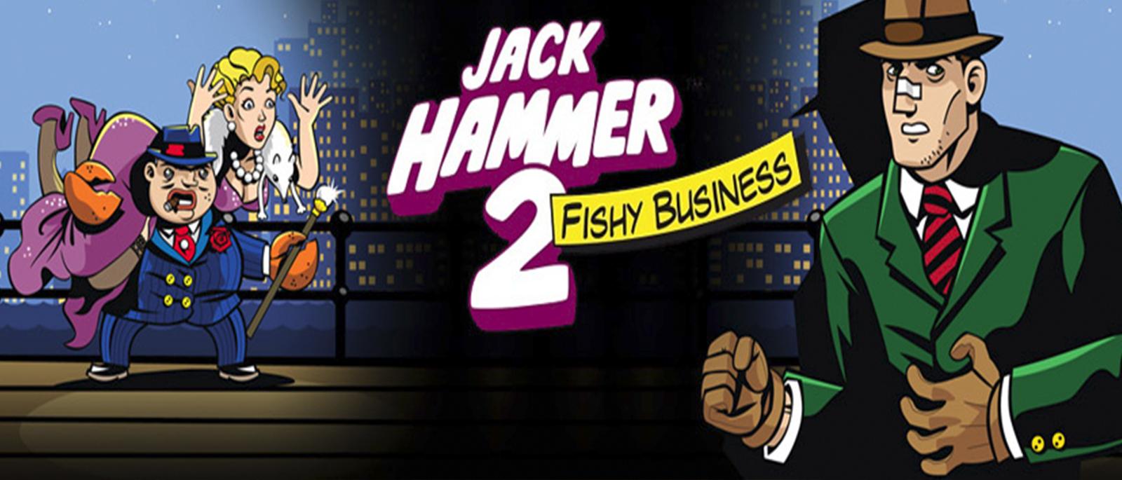 Jack Hammer 12180