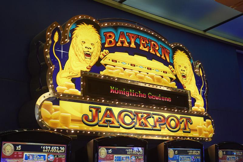 Jackpots innerhalb 797640