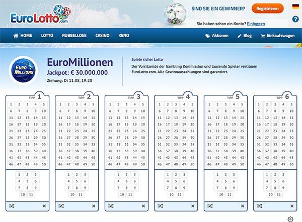 Lotto spielen Spiele 37514