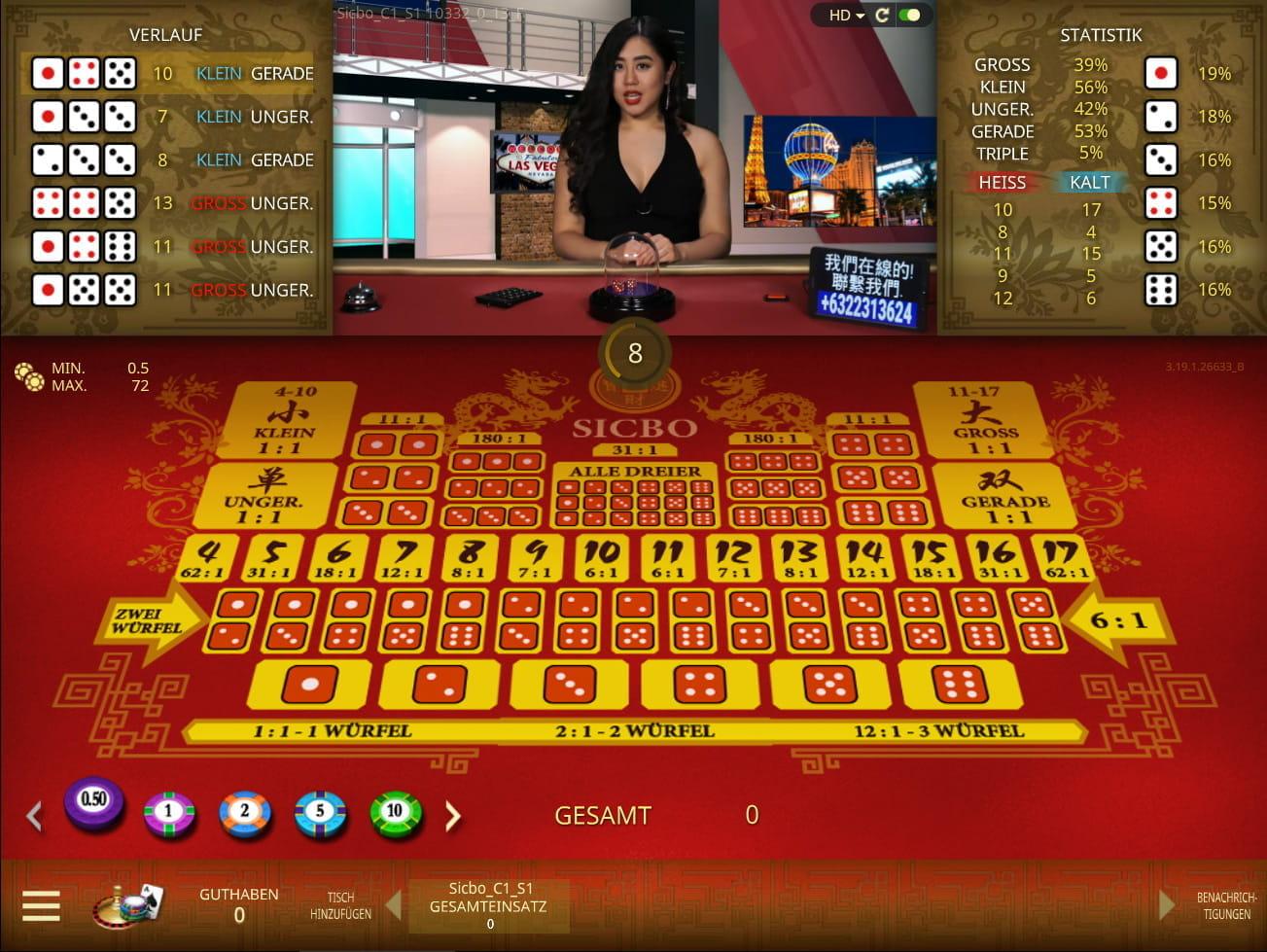 Lucky Live Casino 539808