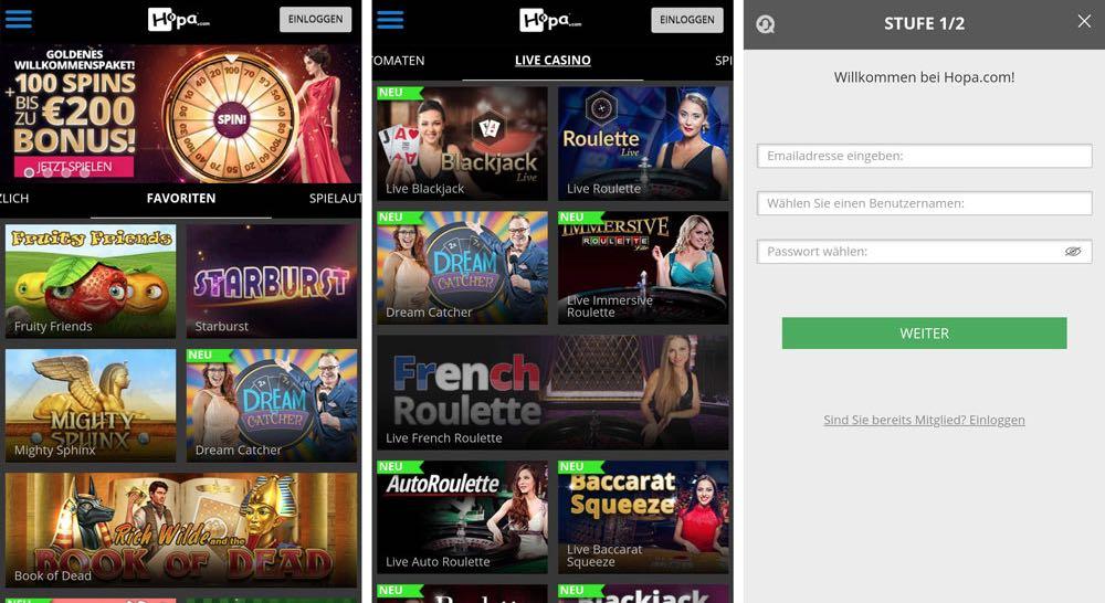 Mobile Casino 783575