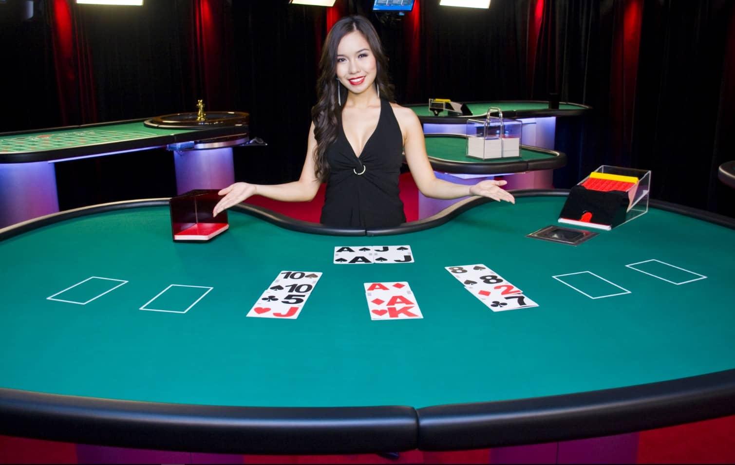 Online Casino Blackjack 300663