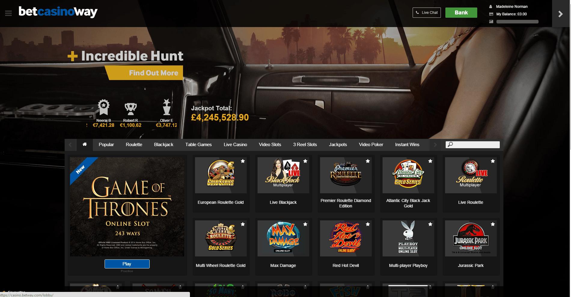 Online Casino Bonus 589949