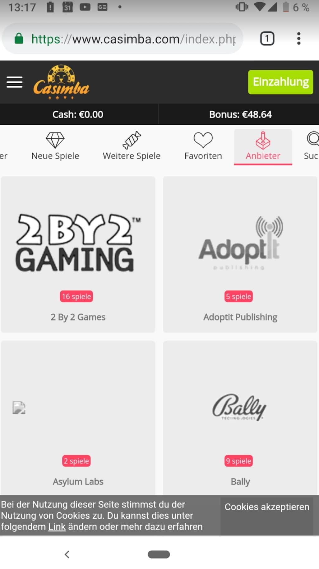 Online Casino De 728826
