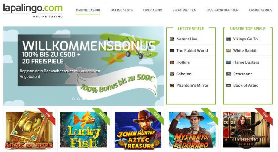 Online Casino Erfahrungen 60634