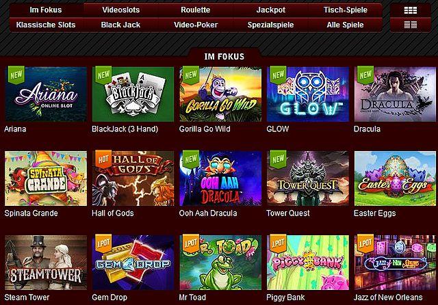 Online Casino Gewinne 122254