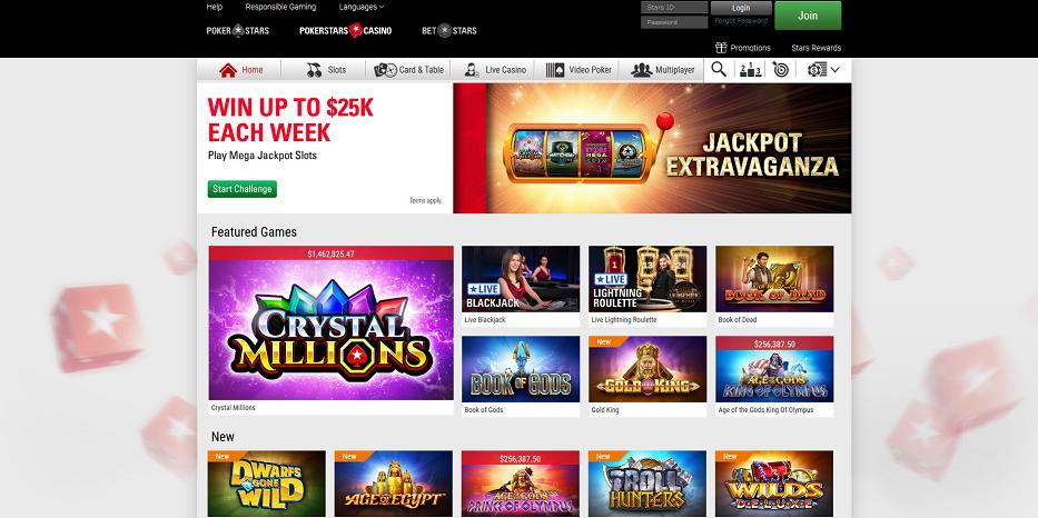 Pokerstars Casino 699696