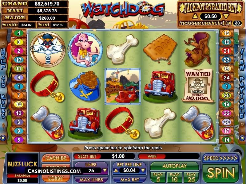Progressive Jackpots 660930