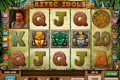 Roulette Casino Aztec 550038