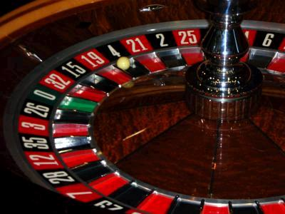 Roulette Rot 631397