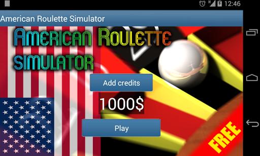 Roulette Simulator 190305