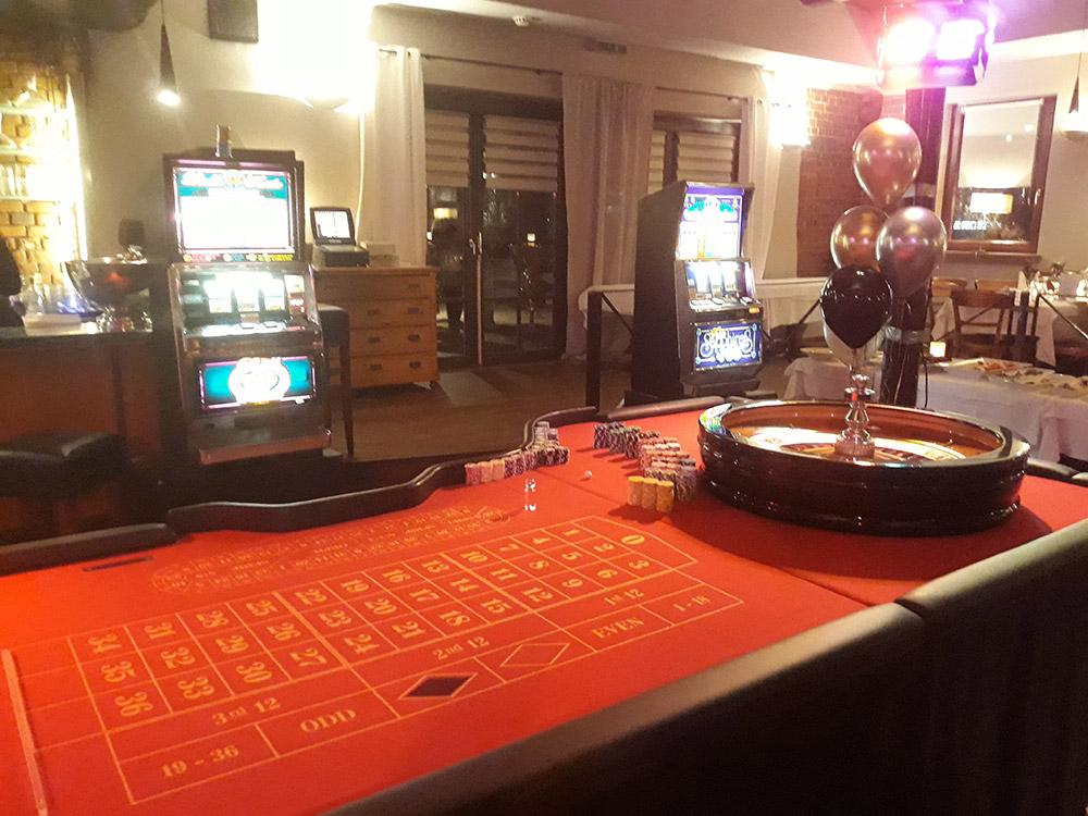 Roulette Tisch 198924