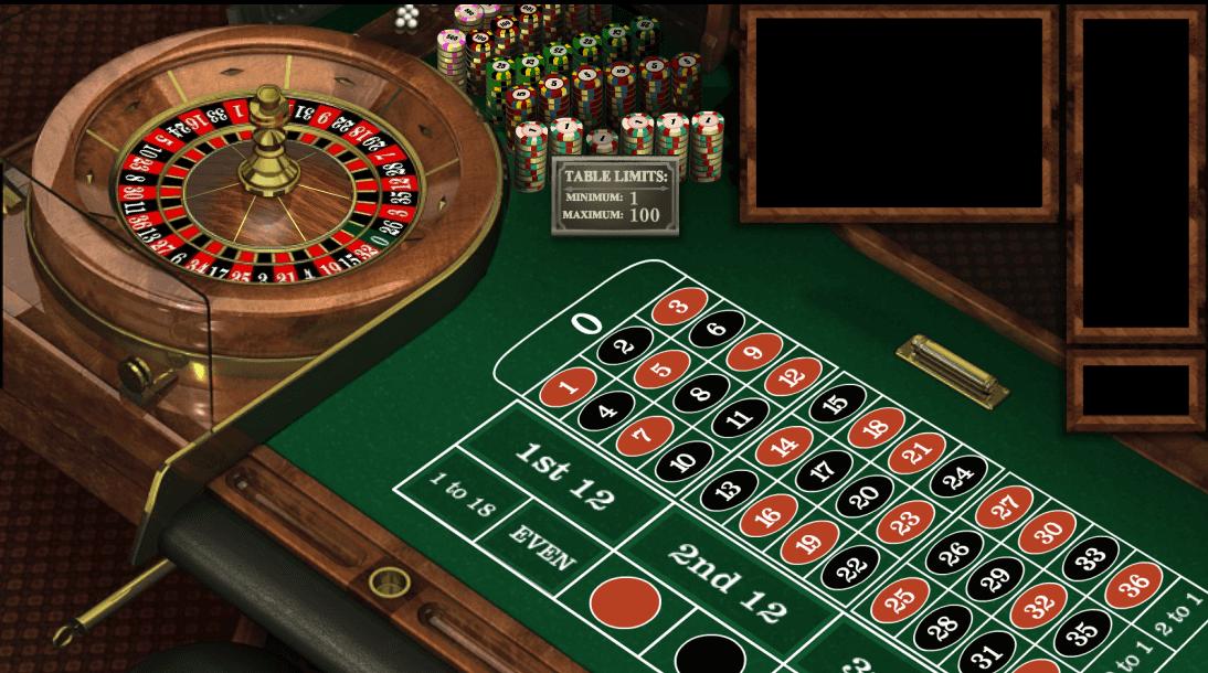 Roulette Tisch 582981