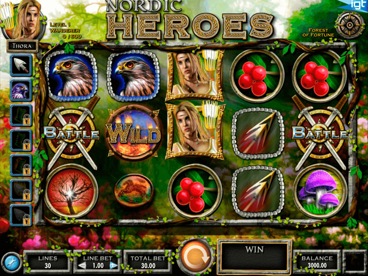 Spielautomaten Bonus 599163