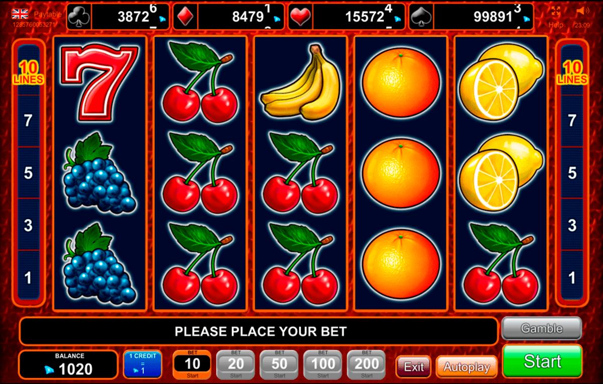 Spielautomaten spielen mit 165106