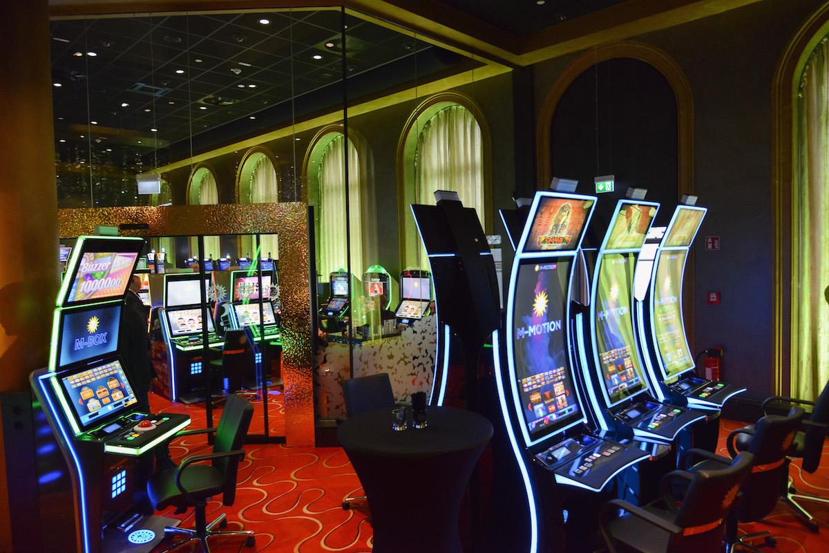 Spielbanken Deutschland Merkur 41397