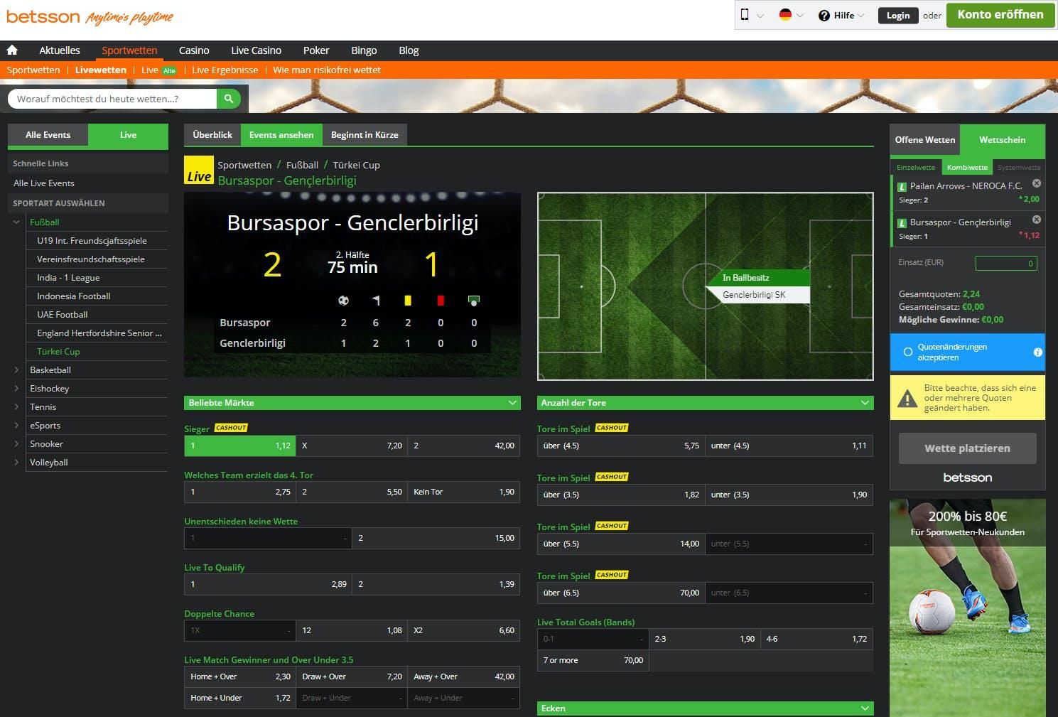 Sportwetten Euro 949751