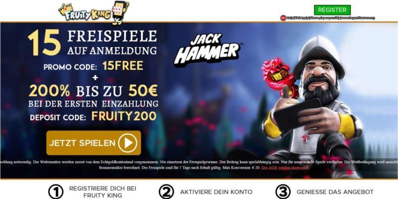 Staatliches Glücksspiel Fruity 602065